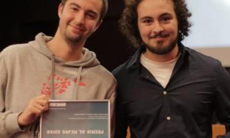 EHGEP entrega el premio al mejor guión en CINNOVAST