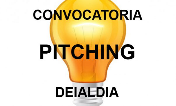 CONVOCATORIA DE PITCH
