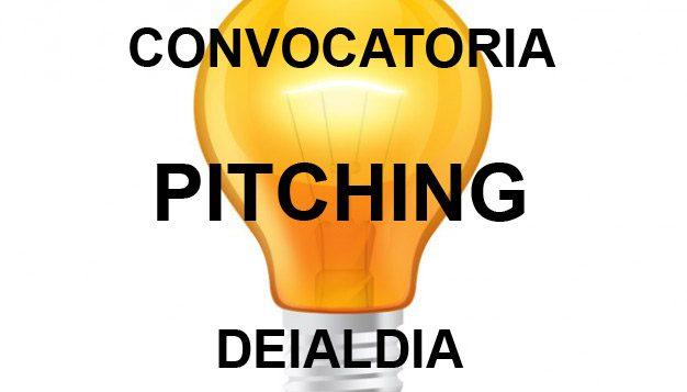 CONVOCATORIA DE PITCH