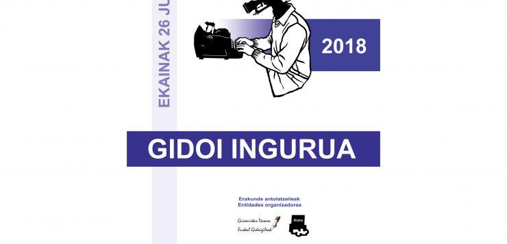 Gidoi Ingurua 2018